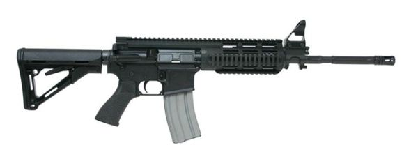 A POF battle rifle.
