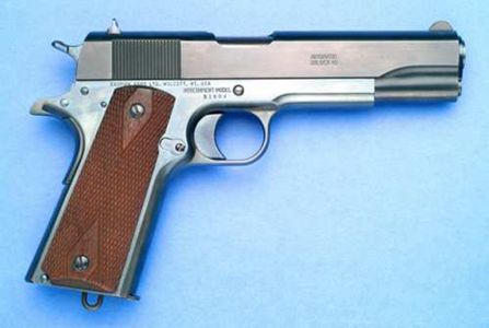 The Terry Tussey 1911 Retro Classic.
