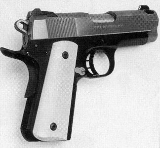 Stealth .45 ACP - Terry Tussey's Comp 1911:  Fits your Hand